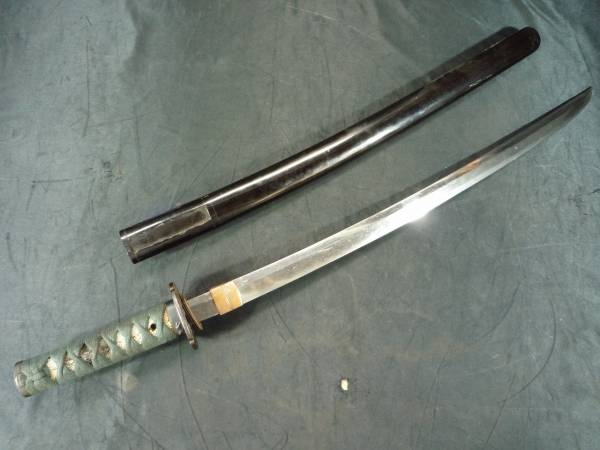 無銘日本刀